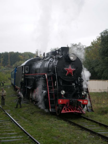 Доїхали до станції Личаків. Пора їхати назад.