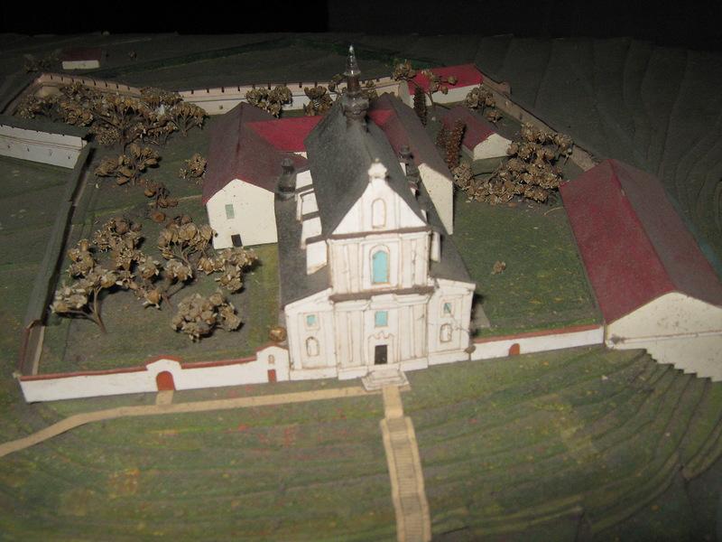 Костел Св. Михаїла монастиря кармелітів босих