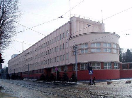 Будинок міських електричних закладів